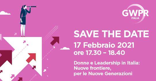 17 Febbraio | Donne e Leadership in Italia